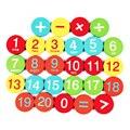 Деревянные Блоки Номер Детские Игрушки Дети Ребенок Математика Обучения Образовательные Игрушки Набор для Детей