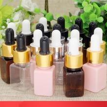 10ML 30pcs 50pcs Plastic Square Cosmetic Essence Package, Women Beauty