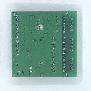 Image 4 - Ome 3 포트 스위치 모듈 pcba 4 핀 헤더 utp pcba 모듈 led 디스플레이 나사 구멍 위치 미니 pc 데이터 oem 공장