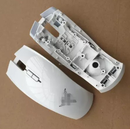 Original mouse top shell mouse scroll feet and cable for <font><b>Razer</b></font> <font><b>Taipan</b></font> genuine accessories for repair image