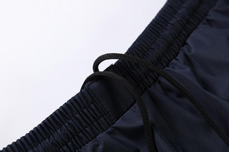 New Arrival Marka Dres Casual Sporta Kostiumu Mężczyźni Mody Bluzy Zestaw Kurtka + Spodnie 2 SZTUK Poliester Sportowej Mężczyzn 4XL 5XL SP019 30