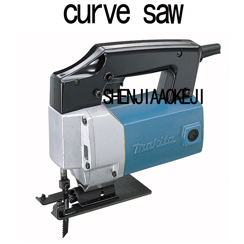 4300BV Adjustable speed electric saw portable cutting saw household industrial handheld processing wooding tools 220V  1PC4300BV Adjustable speed electric saw portable cutting saw household industrial handheld processing wooding tools 220V  1PC