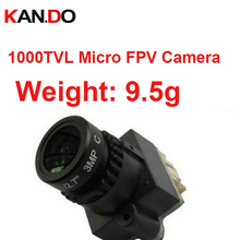 1000TVL FPV Camera NTSC/PAL  1/2.7″ 5V Power Supply Camera 2.8mm Wide Angle Lens mini cctv camera for drone DIY CCTV CAMERA