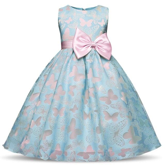 497463b79b48 Vestito dalla ragazza di fiore per la cerimonia nuziale del partito di  spettacolo dell abito