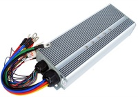 Fast Shipping 4000W 48~72V Max 100A Suit for DC brushless motor 2000W~3000W E bike electric bicycle speed control