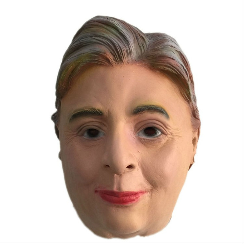 Lustige Realistische Latex Promi Donald Trump Putin Präsident Maske ...