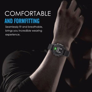 Image 5 - Pulseira de aço inoxidável 20mm 22mm 26mm alça de ajuste rápido para garmin fenix 6x/5x/6 s/5S/6 pro/5 plus/3 hr pulseira de relógio