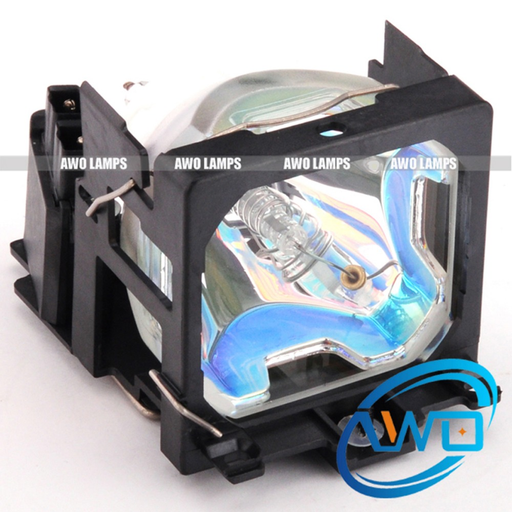AWO Compatible Projector Lamp LMP-C120 Replacement with housing for SONY VPL-CS1 VPL-CX1 VPL-CS2 Projector
