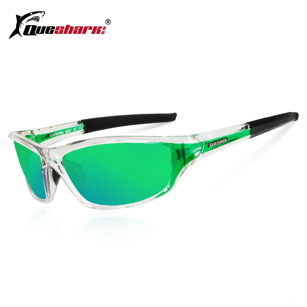 79a98f440e Queshark Polarized Cycling Sunglasses Men Women MTB Road Bike Goggles  Bicycle Sport Sunglasses Fishing Glasses Cycling Eyewear-in Cycling Eyewear  from ...