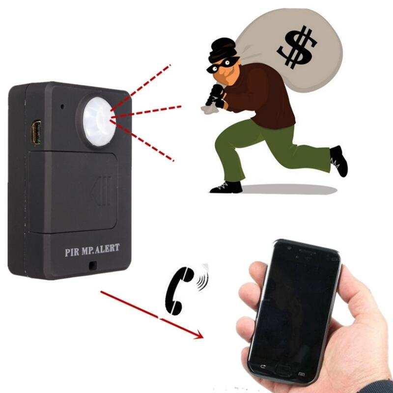 Back To Search Resultssecurity & Protection Leshp Mini Pir Alarm Sensor A9 Infrared Gsm Wireless Alarm High Sensitivity Monitor Motion Detection Anti-theft Eu Plug