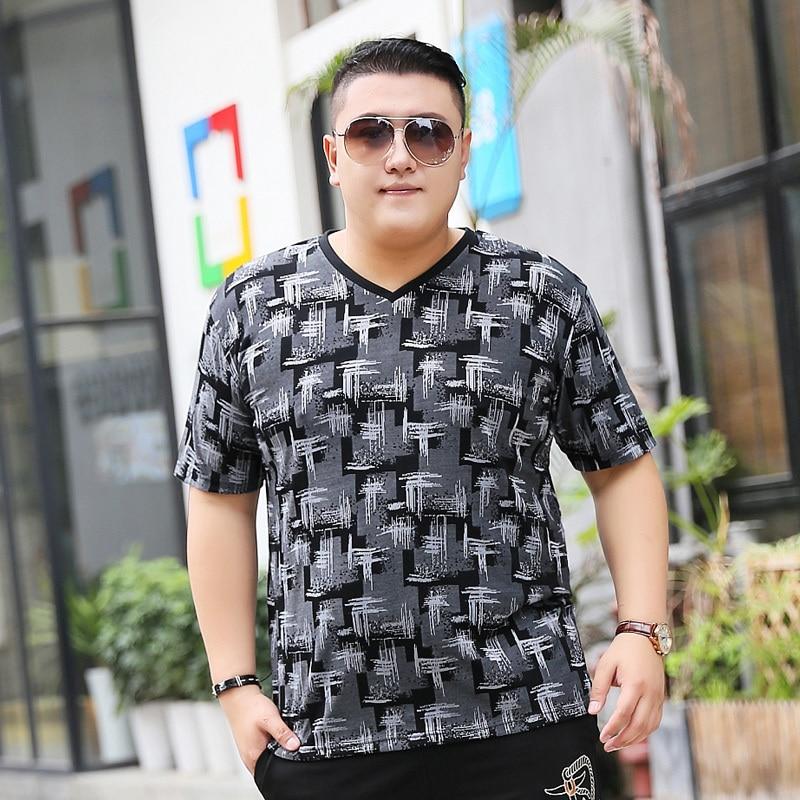 2018 nouvelle grande taille 9XL 8XL 7XL 6XL mode hommes d'été marque coton palace loisirs manches courtes t-shirt hommes 3d imprimé t-shirts