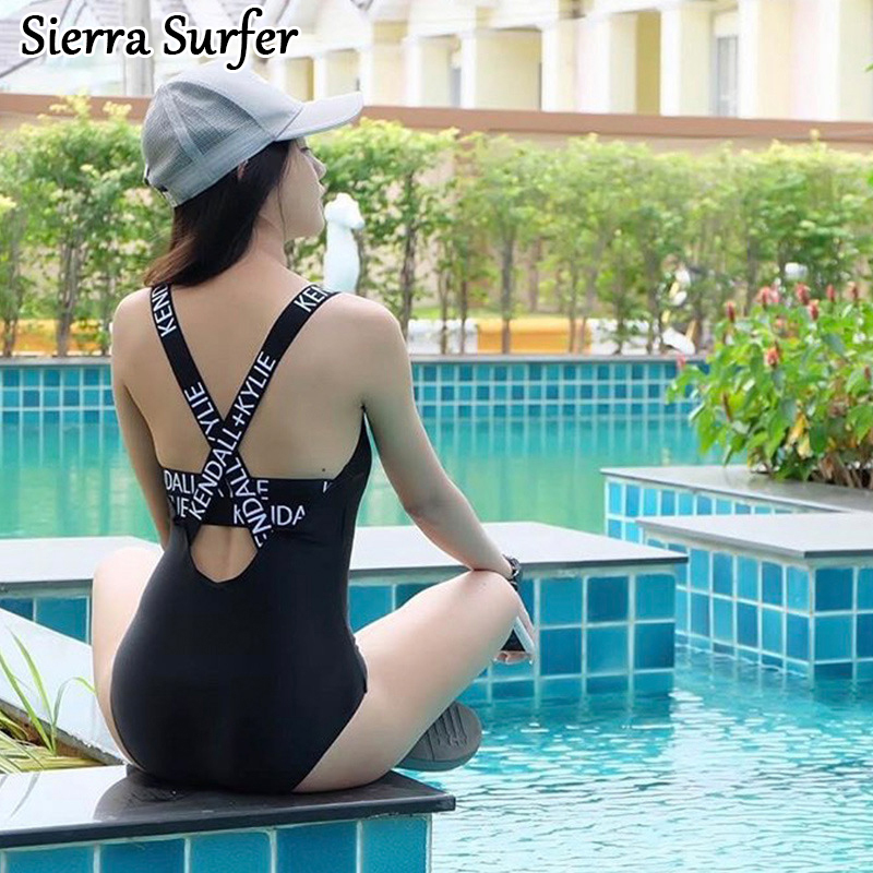 Swimming Suit For Women Swimwear One Piece Swimsuit Plus Size 2018 New Push Up D17012 Mayo Maio Maillot De Bain Femme Une Bayan swimming suit for women sexy one piece swim suits may beach girls plus size swimwear 2017 new korean push up d 16117 mayo maio