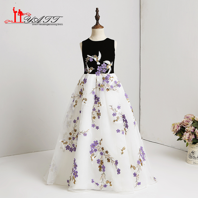 2018 spring collection cute little flower girls dresses for wedding 2018 spring collection cute little flower girls dresses for wedding children images dress kids lace black mightylinksfo