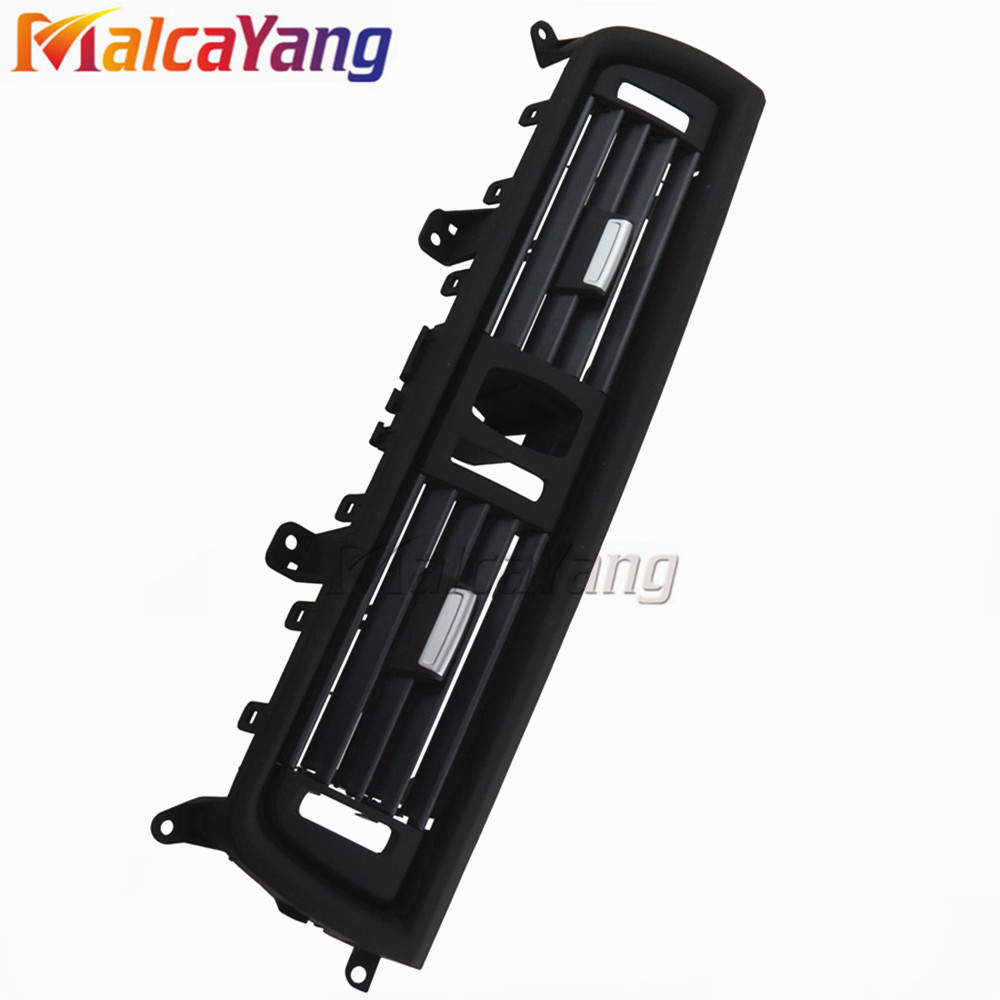 Image 5 - 2 Styles Front Console Grill Dash AC Air Conditioner Vent For BMW F10 F11 F18 520i 523i 525i 528i 535i .-in Air-conditioning Installation from Automobiles & Motorcycles