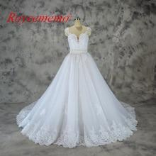2017 Reka bentuk baru lace Wedding dress removable Ball gaun skirt jualan panas pakaian pengantin adat dibuat pembekal kilang