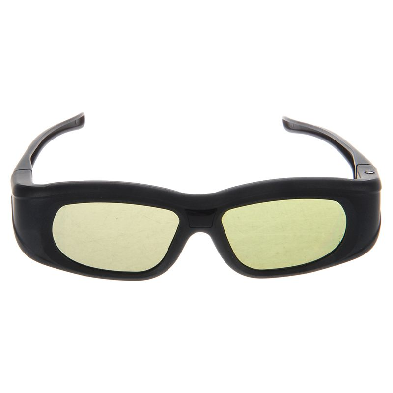 IR Bluetooth Black 3D active shutter glasses for TOSHIBA 46TL968G 32TL963G 40TL933G 46TL933G  UAD6000 UAES5500 UAES610(China)