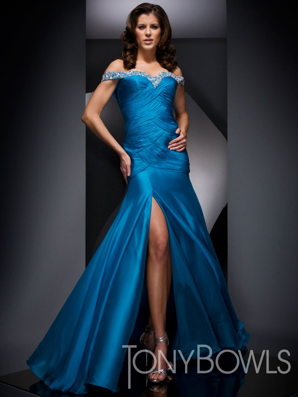 Delighted Turquoise Evening Gowns Ideas - Wedding and flowers ...