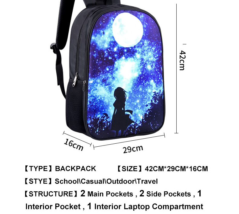 HTB1nGpSTrPpK1RjSZFFq6y5PpXaH Afro Lady Girl Backpack Africa Beauty Princess Girls Children School Bags For Teenager Brown Girl School Backpack Women Book Bag