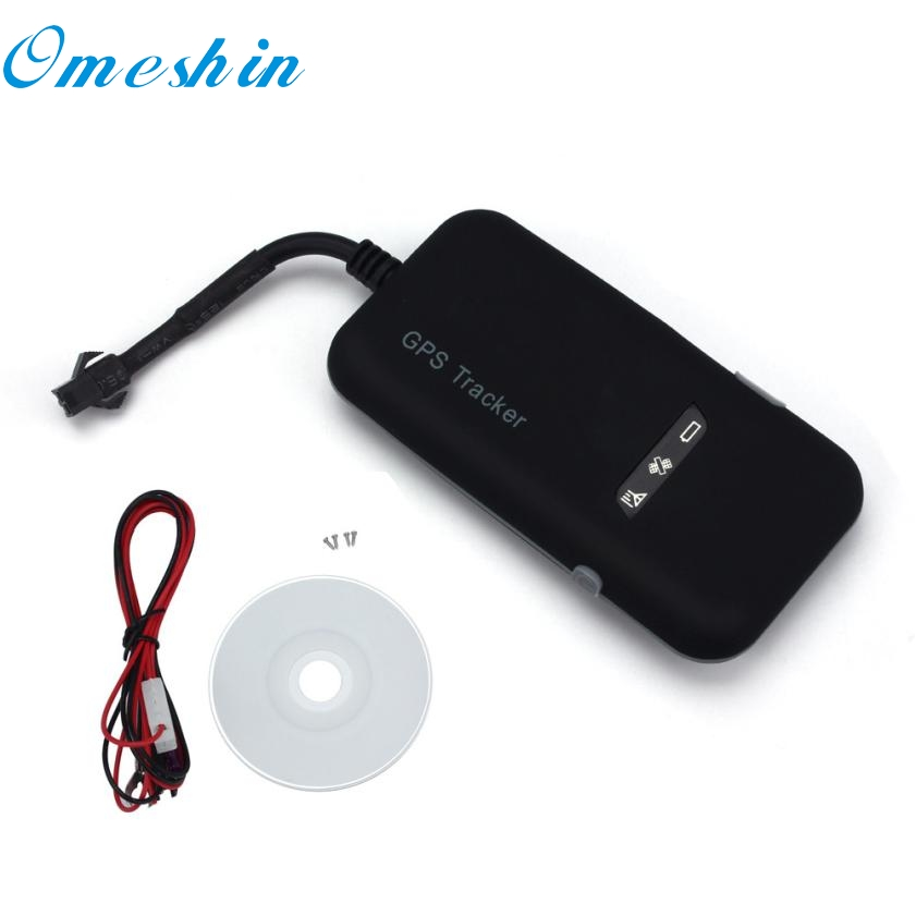 New Arrival TK110 GT02A Car Vehicle Tracker GPS/GSM/GPRS Real Time Tracking Device