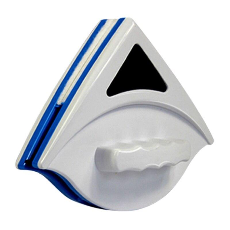 Behendig Handheld Dubbelzijdig Magnetische Vensterglas Reinigingsborstel Household Cleaning Tools Genezen Van Hoest En Het Verlichten Van Slijm En Verlichten Heesheid