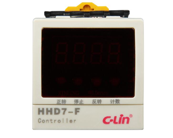 HHD7 F intelligent reversing controller laundry equipment automatic control relay AC220V Forward reverse C Lin