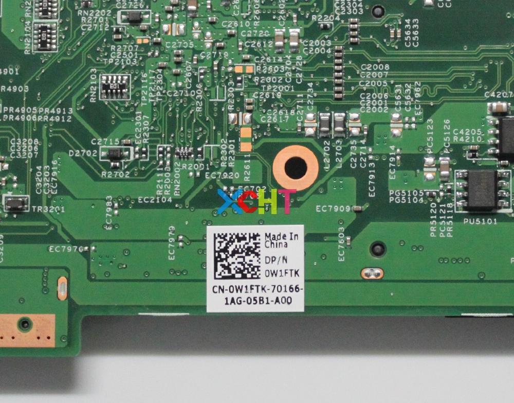 Image 4 - Для Dell Vostro 1440 V1440 W1FTK 0W1FTK CN 0W1FTK Материнская плата ноутбука тестирование-in Материнская плата для ноутбука from Компьютер и офис