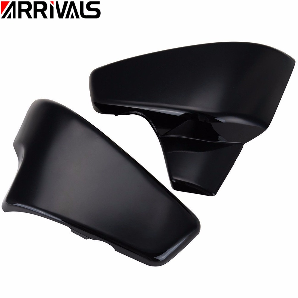 Motorcycle Side Battery Fairing Cover For Honda VLX 600 1999 2008 VT 600 C CD Shadow VLX Deluxe STEED400 1999 2007