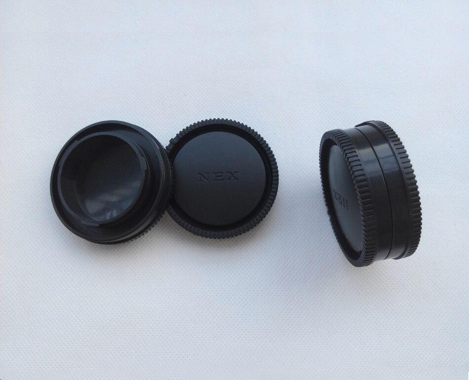 Np3206 Set Of Professional Rear Lens Cap Camera Body Cap