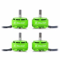 New FIRE PHNOENIX RV2306 2400KV 2650KV Brushless Motor White Green CW CCW For For 210 220