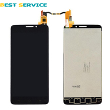 Für alcatel one touch idol x ot6040 6040 6040d 6040e 6040A OT-6040D LCD Display + Touchscreen Digitizer Assemblely schwarz