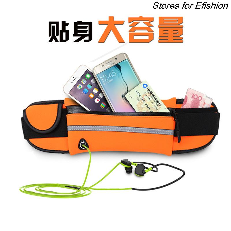 Waist Belt Pouch Phone Case Cover Running Jogging Bag for Blackberry passport classic Priv for Microsoft Lumia 950