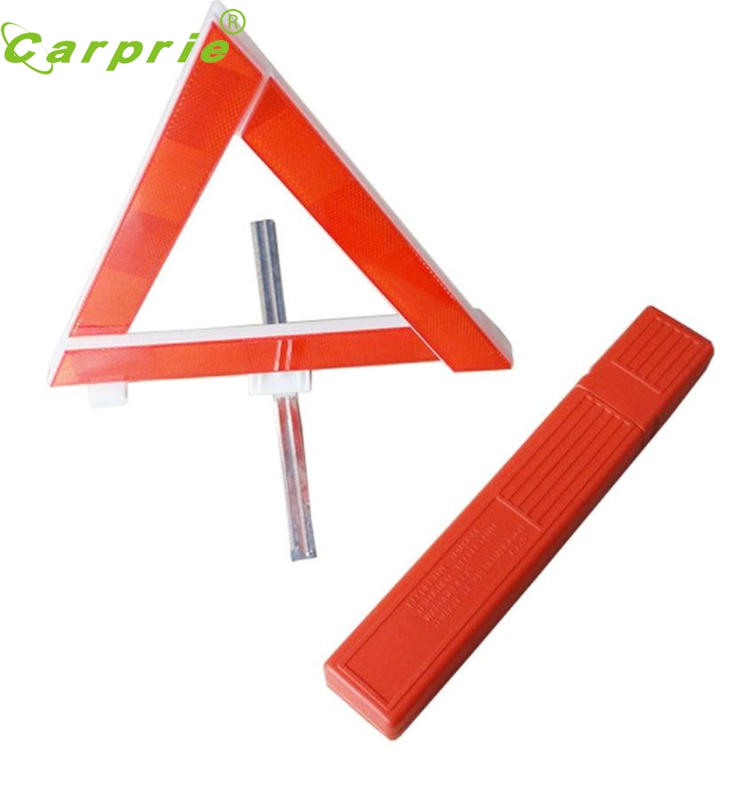 Car-styling Breakdown Emergency Reflective Road Warning Triangle st26