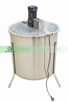 الفولاذ المقاوم للصدأ 6 إطار محرك كهربائي العسل مستخرج