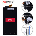 Original Brand Black TFT IPS 1280x720 LCD For LENOVO P70 P70-T P70T Display with Touch Screen Digitizer Assembly