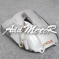 Motorcycle Iridium Silver Windshield WindScreen Double Bubble For Honda CBR900RR 1994 1995 1996 1997 CBR 900RR 94 95 96 97