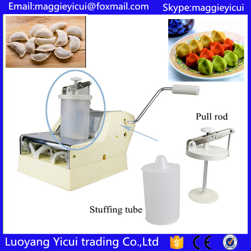 Chinese home use small manual samosa dumpling machine for sale small manual pelmeni dumpling maker machine for home use