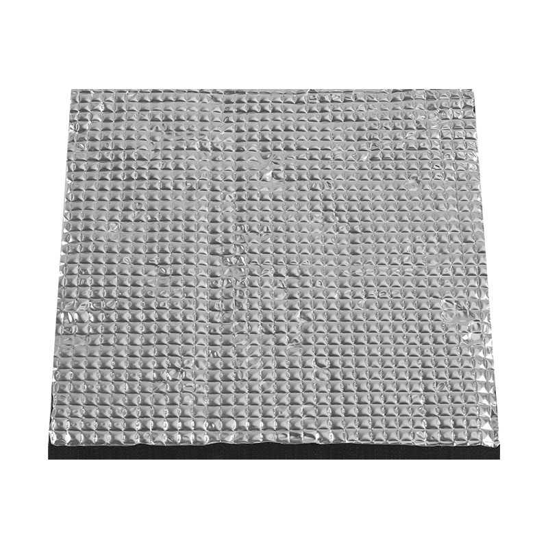 1 шт. теплоизоляция хлопок 200/300 мм фольги самоклеющиеся изоляции хлопок 10 мм толщина 3d принтер нагревательные наклейки для кровати