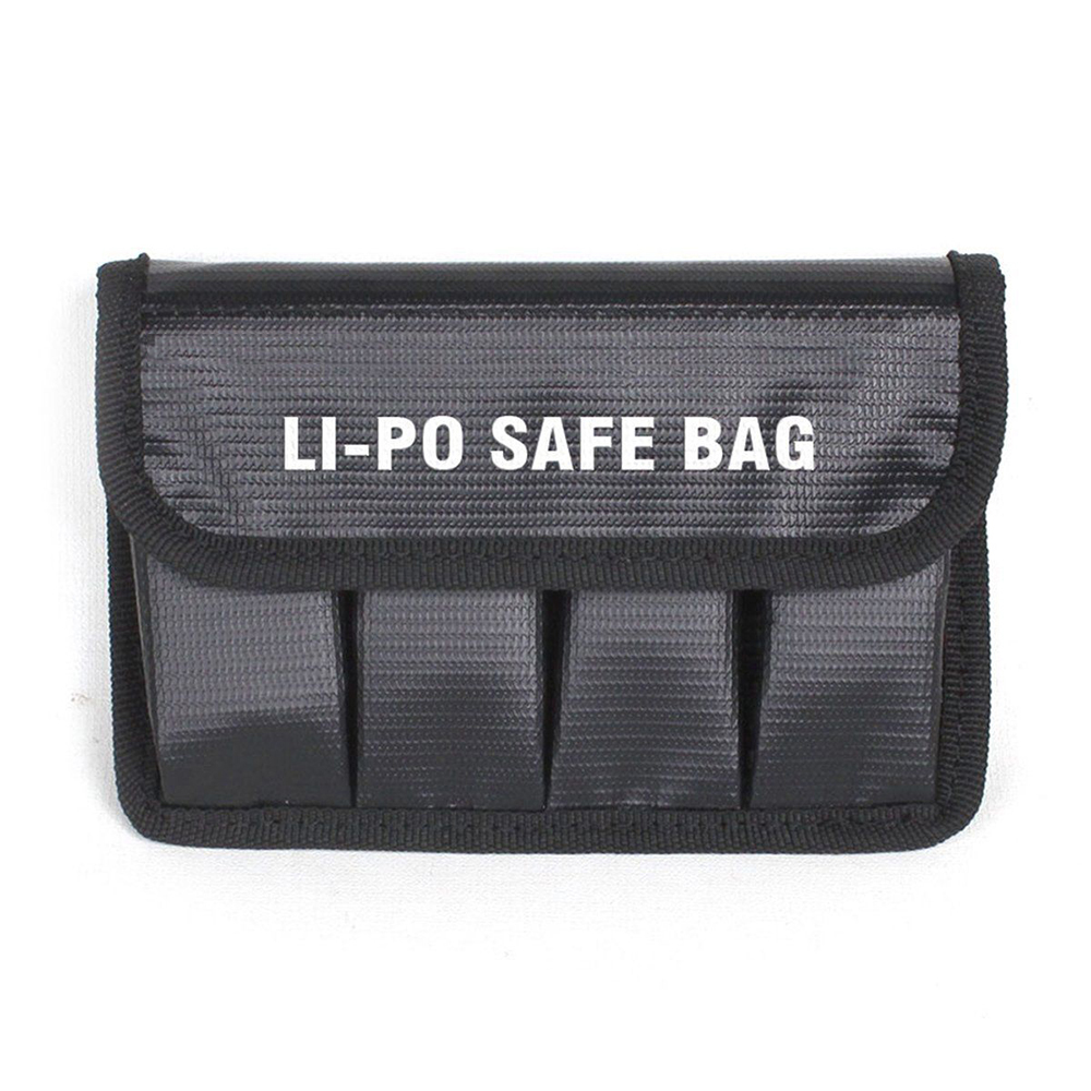 Lipo Safe Guard Battery Guard Bag For DJI OSMO Mobile OSMO+ RAW and PRO Explosion Proof Sack Protector Fire Resistant Lipo Pouch