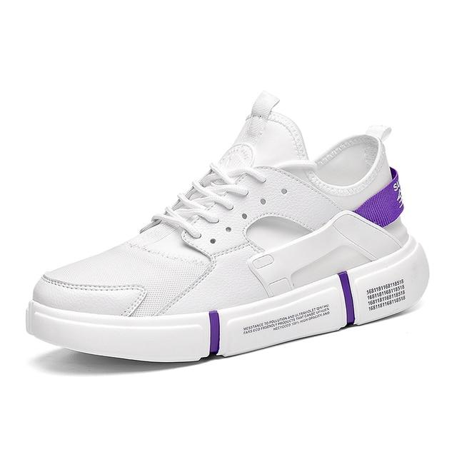 2019 Men Fashion Shoes Chaussures Sport Homme Men Canvas Flat Shoes Casual  Mens Sneakers Chaussures Homme Mode Calsado Hombre I