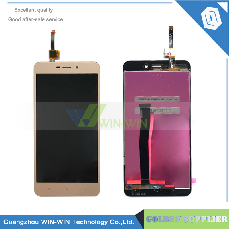 10pcs For Xiaomi Redmi 4A LCD Display + Touch Screen 5.0 inch Digitizer LCD Screen Panel Replacement For Redmi 4A Mobile Phone  for xiaomi redmi 4 pro lcd display touch screen digitizer lcd screen panel replacement for redmi 4 prime 5 0 inch mobile phone