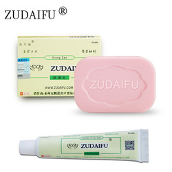 ZUDAIFU Schwefel Seife Haut Bedingungen Akne Psoriasis Ekzem Seborrhoe Creme Anti Pilz Bad bleaching seife shampoo seife