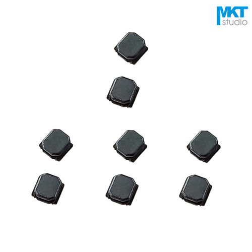 US $1 2  10Pcs SMD 3*3*1 5mm Winding Wire Wound Power Coilcraft Inductor  Inductance=1/1 5/1 8/2 2/3 3/4 7/6 8/10/12/15/22/33/47/68/100uH-in  Inductors
