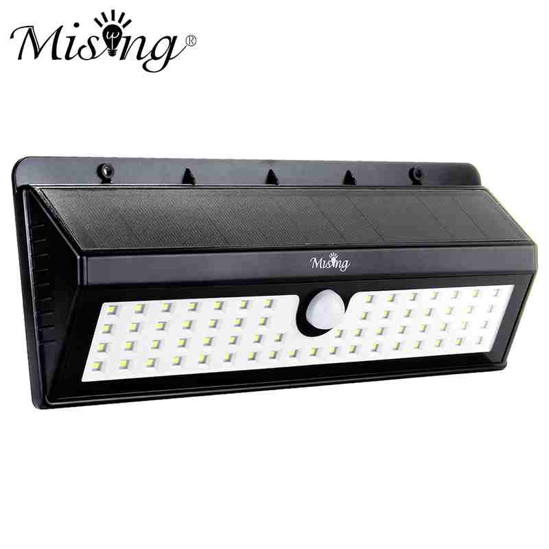 800LM 62 LED Garden Light LED Solar Light Outdoor PIR Human Body Motion Sensor Waterproof IP65 Emergency Wall Lamp 8W outdoor led garden light security 90 led solar light pir motion sensor solar powered emergency wall lamp waterproof ip65
