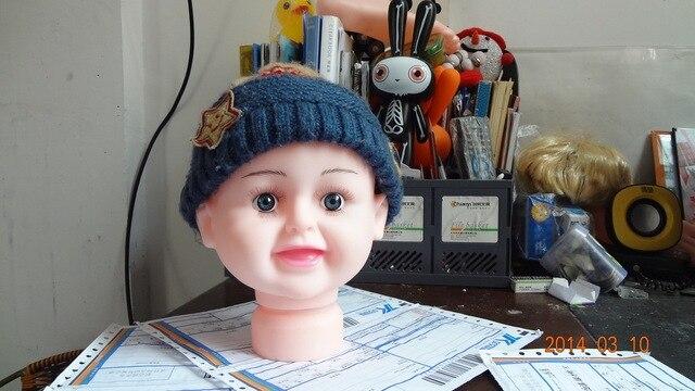 Mannequinkopf Kind Weibliche Schaufensterpuppe Kopf Weibliche Baby