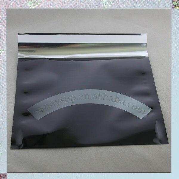 黒箔バッグa4/c4 229 × 324ミリメートルブラック無料エンベロープ  グループ上の ホーム&ガーデン からの サランラップ & ビニール袋 の中 1