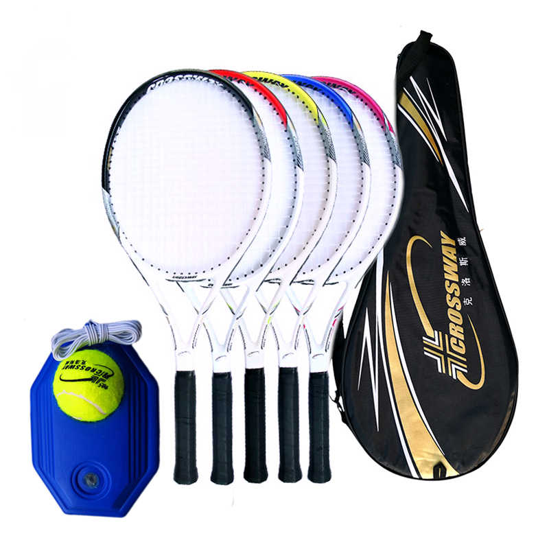 1PC Tennis Racquet Ultra-light Tennis Racket High Quality Carbon Fiber Tennis Racket Men Training Competition Tennis Racket