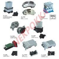 Freies Verschiffen  Elektrische widerstand von automobil klimaanlage fan für BMW 320/328/325/330/E39/E46/X3/X5/X6-in Klimaanlage aus Kraftfahrzeuge und Motorräder bei