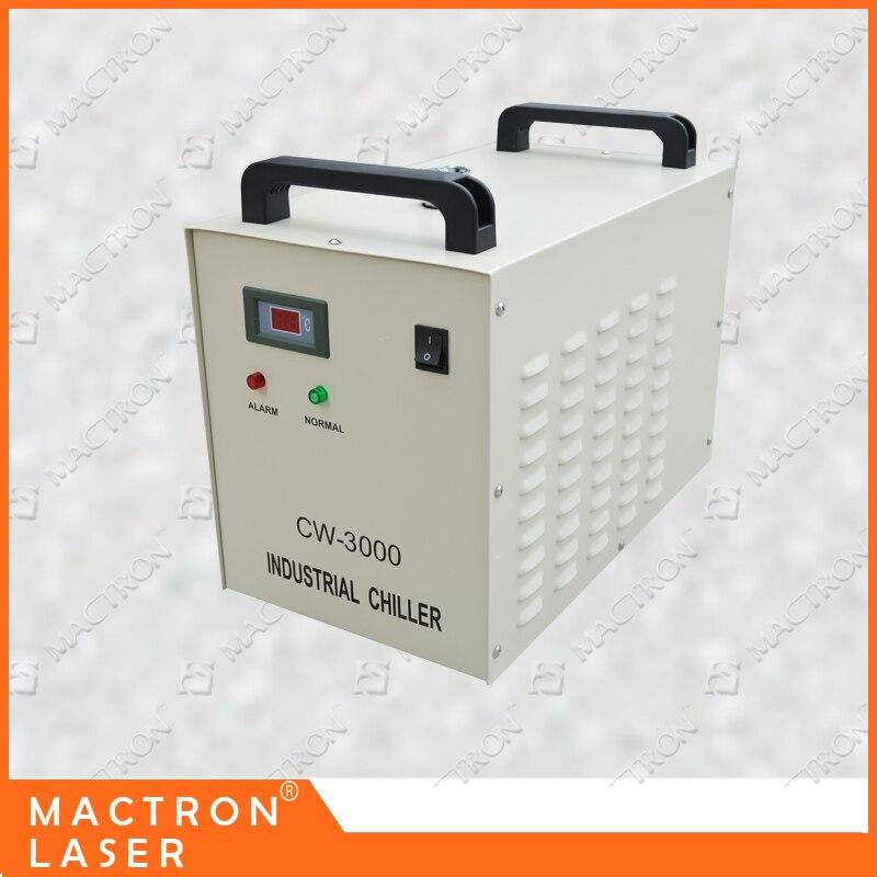 Охладитель воды лазера CW3000AG
