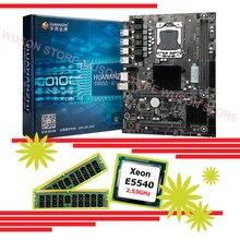 Компьютер в сборе DIY HUANAN Чжи X58 Pro LGA1366 материнской скидка плат с Процессор Intel Xeon E5540 2,53 ГГц Оперативная память 16G (2*8G) RECC