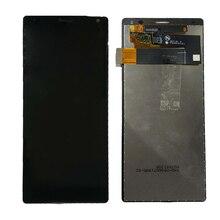 """Originale 6.0 """"lcd Per Sony xperia 10 i3123 i3113 i4113 i4193 A CRISTALLI LIQUIDI di tocco digitale dello schermo per Sony xperia 10 LCD parti di riparazione"""